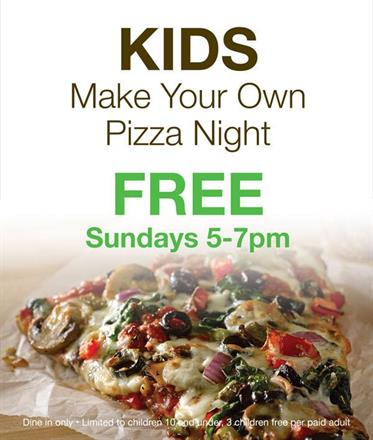 Kids Eat Free At Foodlife - Mag Mile - KidTrail Pick