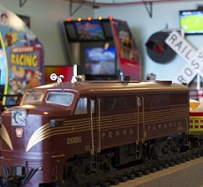 8 Train and Plane Restaurants for Kids in Chicago