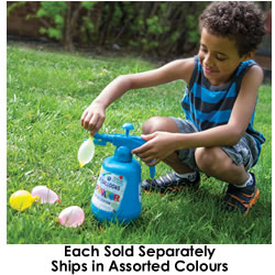 Water Balloons Made Easy! - KidTrail Find