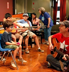 FREE Jam Session at Old Town School of Folk Music, every Saturday