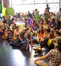 FREE Storytime at Open Books, every Thursday & Saturday!