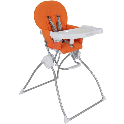 A Stylish and Functional High Chair - KidTrail Cool Find