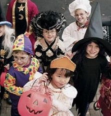 7 Free Trick or Treat Events in Chicago
