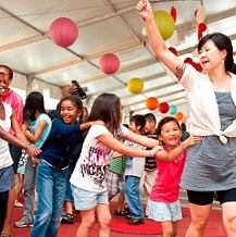 FREE Family Fun Festival, 10 Weeks at Millennium Park