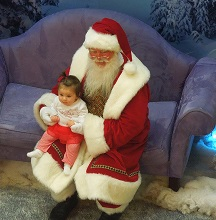 7 Places to Meet and Greet Santa in Chicago