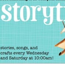 FREE Story Time at Volumes Bookcafe, Every Wed and Sat