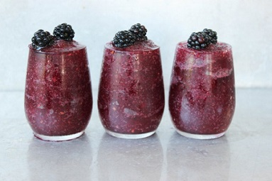 5 Wine Slushies to cool your Summer! - KidTrail Recipe