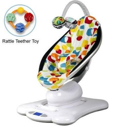 Soothing Infant Bouncer - KidTrail Cool Find