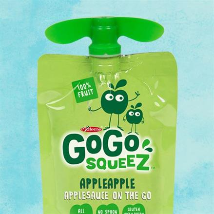 Mold in some GoGo squeeZ Applesauce - KidTrail Pick