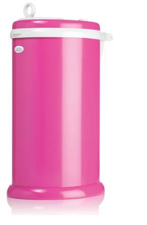 Steel Diaper Pail Eliminates Odor! - KidTrail Cool Find