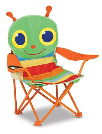 Cute and Sturdy Outdoor Chair - KidTrail Find