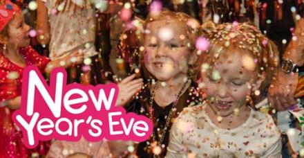 Kid Friendly New Year's Eve in Chicago and Suburbs - KidTrail Pick