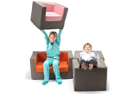 Kid Chair You Want In The Open - KidTrail Cool Find