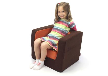 Kid Chair You Want In The Open - KidTrail Find