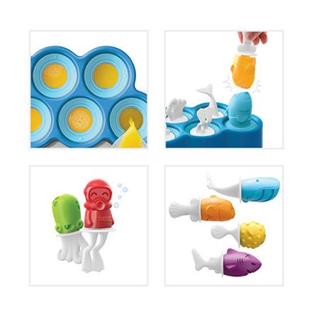 Super Fun Fish Pop Molds - KidTrail Find