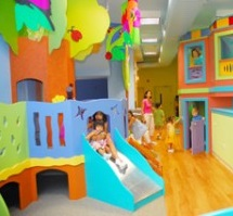 Indoor Places to Play For Kids