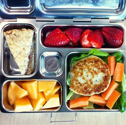 Stainless Steel Bento Lunch Box - KidTrail Cool Find