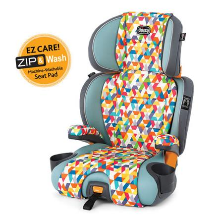 Washable Booster Car Seat - KidTrail Find