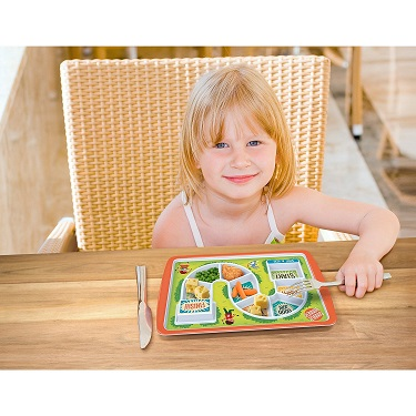 Board Game Dinner Plate - KidTrail Find
