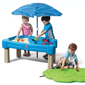 Best Water And Sand Table - KidTrail Find