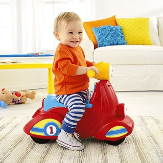 Laugh & Learn Smart Stages Scooter - KidTrail Cool Find