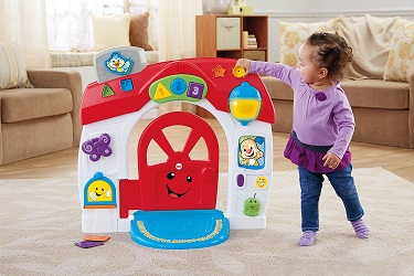 Laugh & Learn Smart Stages Play House - KidTrail Cool Find