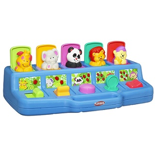 Playskool Busy Poppin Pals - KidTrail Cool Find