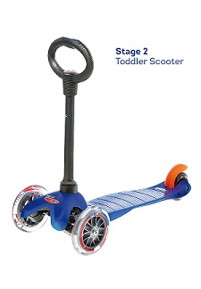 Mini 3 in 1 Scooter, Grows with your Child! - KidTrail Find