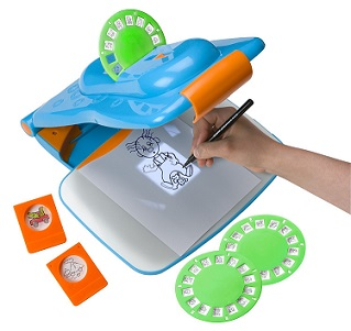 Creative Drawing Toy - KidTrail Cool Find