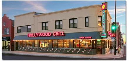 Kids Eat Free at Hollywood Grill - West Town - KidTrail Pick