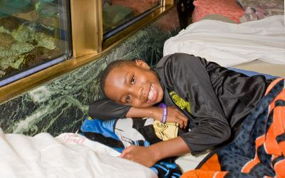 Sleepovers at Top Chicago Museums - KidTrail Pick