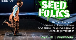 Seedfolks, May 5 - May 22, 2016 - KidTrail Pick