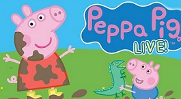 Peppa Pig Live, March 26, 2016 - KidTrail Pick