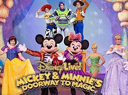 Mickey and Minnie's Doorway to Magic, Mar 11-13, 2016 - KidTrail Pick