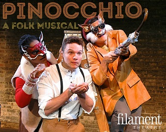 Pinocchio, Jan 22 - March 6, 2016 - KidTrail Pick