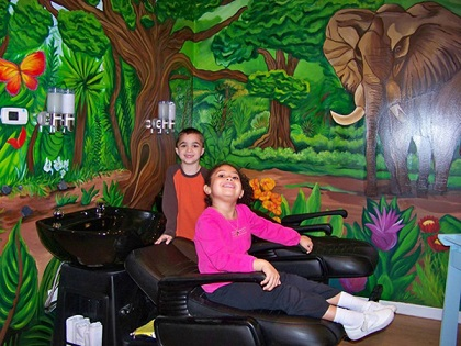 6 Awesome Kids Hair Salons in Chicago - KidTrail Pick