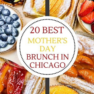 20 Best Mother's Day Brunch in Chicago! - KidTrail Pick