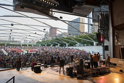 Millennium Park Summer Film & Concert Series Announced! - KidTrail Pick