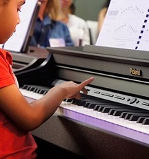 Private Piano Lessons For Kids