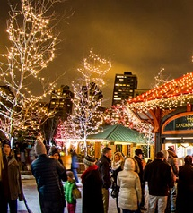 10 Festive and Fun Weekend Events for Chicago Kids, Dec 2 - 4 - KidTrail Pick