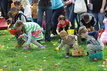 29 Easter Egg Hunts, Breakfasts & Parties for kids in Chicago area - KidTrail Pick
