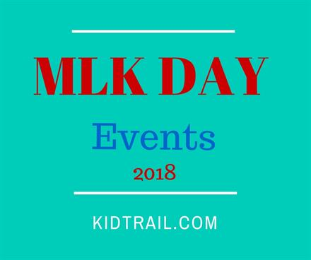 Ten MLK 2018 Events for Chicago Families - KidTrail Pick
