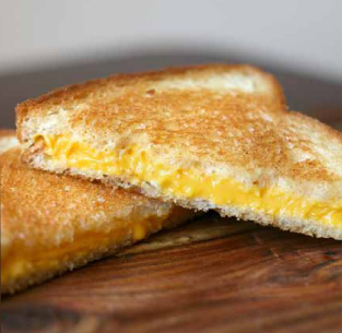Best Grilled Cheese in Chicago - KidTrail Pick