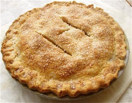 Easy Apple Pie - KidTrail Recipe