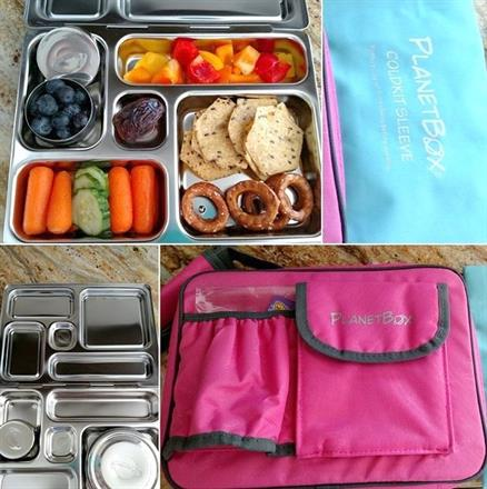 stainless steel bento lunch box. Black Bedroom Furniture Sets. Home Design Ideas